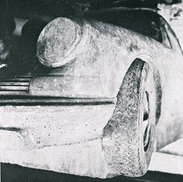 Bechtold  (Gottfried Bechtold - Das Porsche 911 Konzept / Betonporsche) 1971.