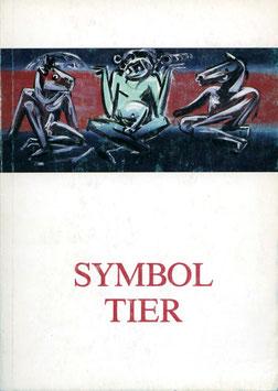 Symbol Tier (Gruppen-Ausstellungs-Katalog) 1984.