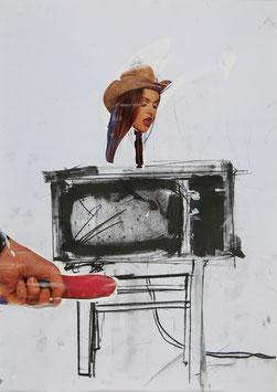 Erik van Lieshout - Untitled (Original Kunst / artwork 2010).