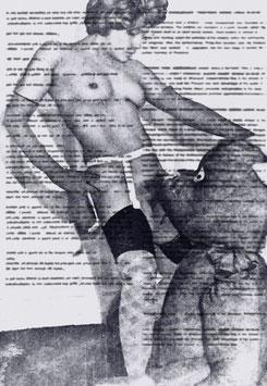 Eva Schlegel - Scene (Edition / Art print 2013).