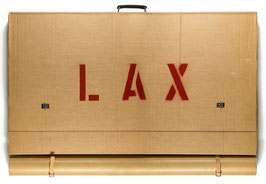 Set: LAX - Artists from Los Angeles (Editions-Box / art print and multiple box 1992).