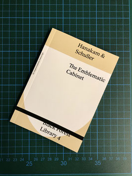Hanakam & Schuller (Markus Hanakam und Roswitha Schuller - The embematic cabinet) 2020.