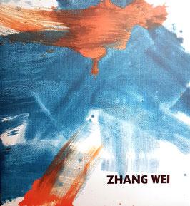 Wei (Zhang Wei / Galerie Max Hetzler) 2017.