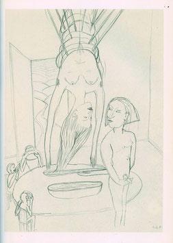 Emch (Katalog / Catalogue: Peter Emch - Zeichnungen 1980-1984) 1985.