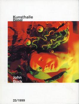 Bock (Buch / Book: John Bock - Kunsthalle Basel) 1999.