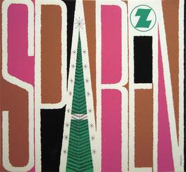Poster (Traimer - Heinz Traimer: Sparen Z ...) Original Siebdruck um 1960.
