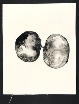 Thean Chie Chan - o.T. / Energiefluss. Original Kunst / artwork 2020.