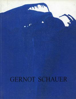 Schauer (Buch / Book: Gernot Schauer - Kulturamt Wolfsberg / Stadtgalerie-Museum) 1995?
