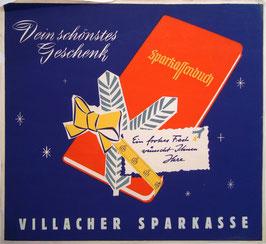 Poster (Traimer - Heinz Traimer: Dein schönstes Geschenk  - ) Original Druck um 1955.