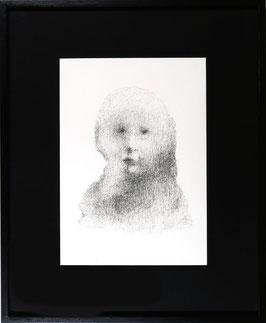 Anja Ronacher, Ecce Puer, 1906 (Original Kunst / artwork 2020).