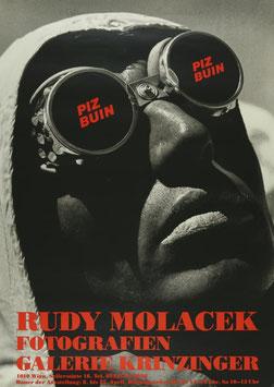 Poster (Rudi / Rudy Molacek - Piz Buin) 1989.