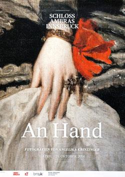 Poster (Krinzinger - Angelika Krinzinger, An Hand) 2014.