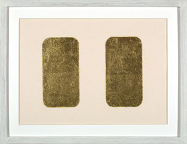 Rosmarie Lukasser, Ikone Gold, (Artwork / Kunst 2018).