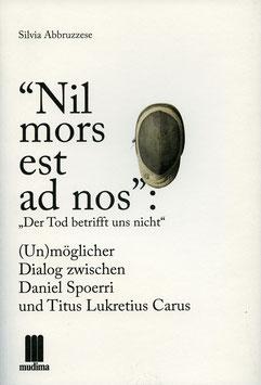 "Spoerri (Daniel Spoerri - ""Nil mors est ad nos"" Der Tod betrifft uns nicht) 2014."