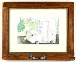 Artwork / Original: Riepler (Linus Riepler - Auto) 2010.