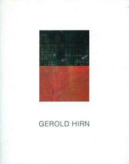 Hirn (Gerold Hirn - Ausstellung in Paris und Weingarten) 1991.