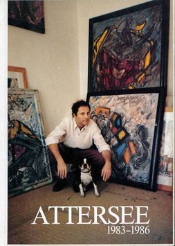Attersee (Christian Ludwig Attersee, Selected Works 1983 - 1986) 1986.