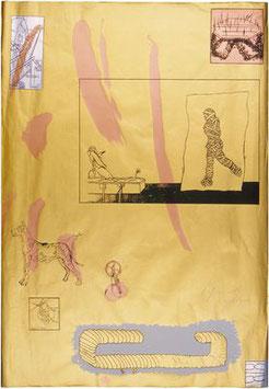 Edition: Gironcoli (Bruno Gironcoli - o.T. ) ca 1970.