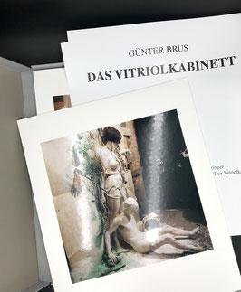 Günter Brus - Set: Vitriolkabinett 1966 (Edition / art prints 2012).