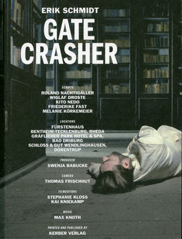Schmidt (Erik Schmidt - Gate Crasher) 2011.