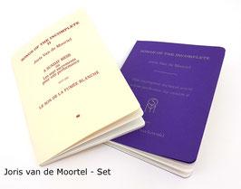 Set: van de Moortel (Joris van de Moortel Songs of the Incomplete I und II)