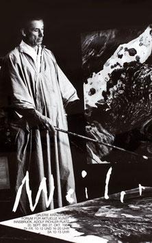 Poster (Weiler - Max Weiler) 1984.