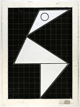 Vladimír Houdek - o.T.  (Kunst / original artwork 2016).