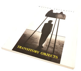 Katalog / Catalogue / Book: Marina Abramovic - Transitory Objects, 1992.