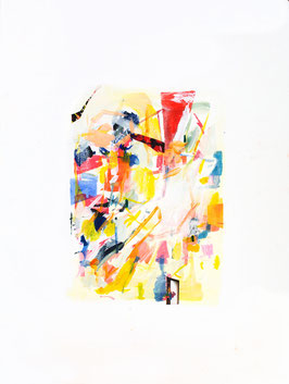 Stefanie De Vos - Untitled (Kunst / Artwork) 2018.