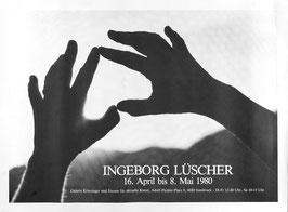 Ingeborg Lüscher, Poster 1980.