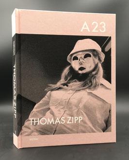 Thomas Zipp - A23  Kunsthalle Giessen (Buch / Art book 2020):