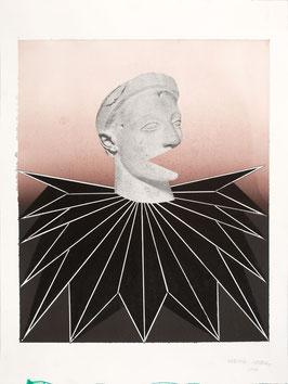 Vladimír Houdek o.T (vulgo: Roman) (Kunst / artwork 2019).