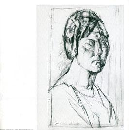 Zeichnungen von 13 Schweizer Bildhauern - 1981.