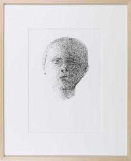 Anja Ronacher - Kind (Original Kunst / artwork 2020).