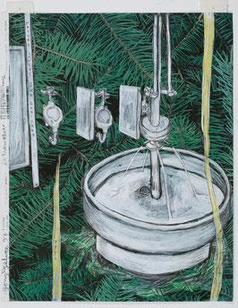 Artwork / Original: Felice (Jory Felice - o.T. / Nature Lovers) 1997.