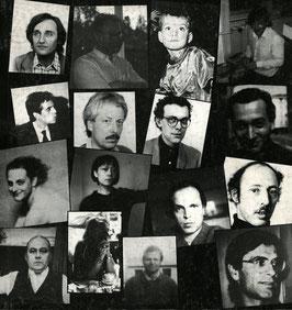 30 Künstler aus der Schweiz. Katalog 1981.