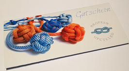 Ropes Upcycled Gutschein