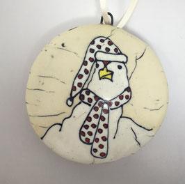Hen Ornament