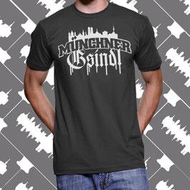 T-Shirt - Buam - Skyline - Asphalt
