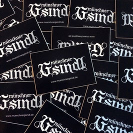 Sticker - Logo Münchner Gsindl