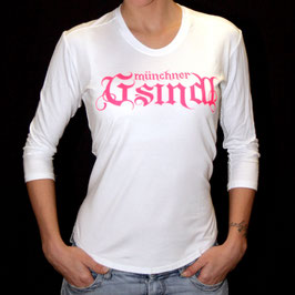 3/4 Arm Shirt - Logo