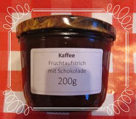 Kaffee-Fruchtaufstrich 200g--F2