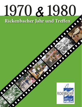 DVD Rickenbacher Jahr & Treffen
