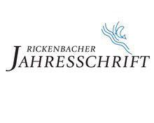Jahresabo Rickenbacher Jahresschrift