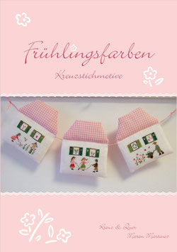 Leaflet Frühlingsfarben