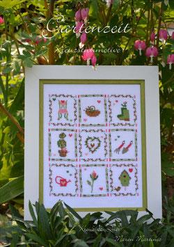 Leaflet Gartenzeit