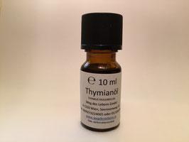 Thymainöl