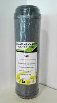 Cartouche Granulats Charbon pour osmoseur 5 étapes