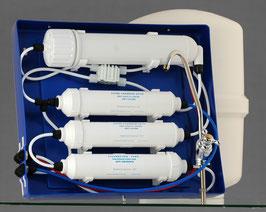 Unité d'osmose pour eau potable