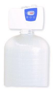 Adoucisseur industriel Fleck 7700 SXT- 125 litres - Aquapur